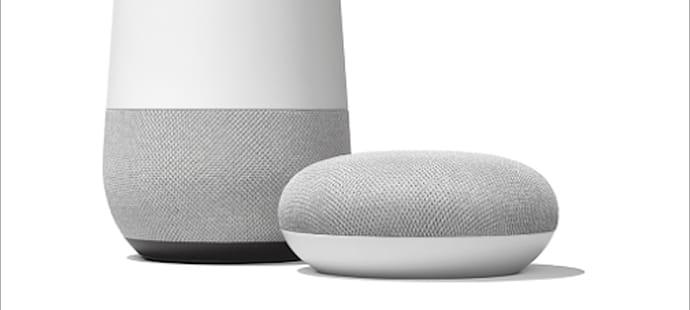 Les expéditions de Google Home dépassent celles d'Amazon Echo