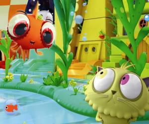 fish n'chips est une sitcom 3d destinée au 6-12 ans qui mise sur l'humour et un