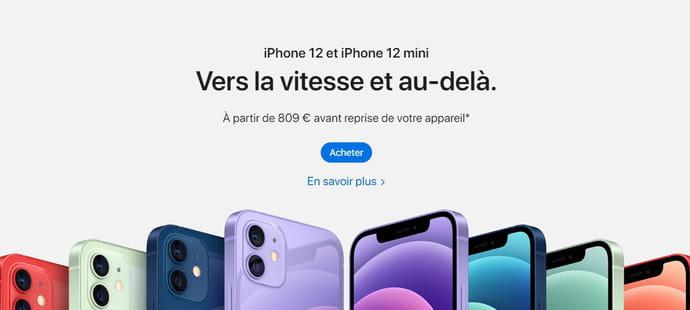 iPhone: quel modèle choisir? le moins cher? le plus vendu?