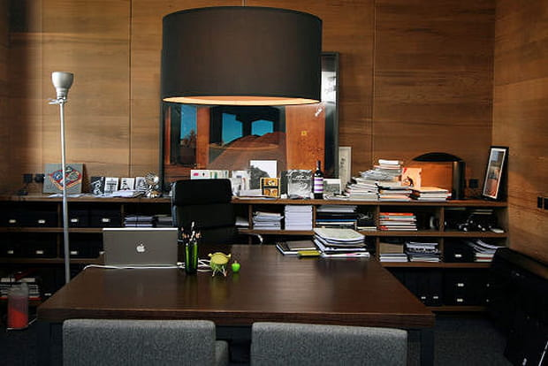 Le bureau de direction