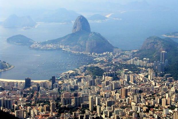 7e : Brésil, 2 357 milliards de dollars