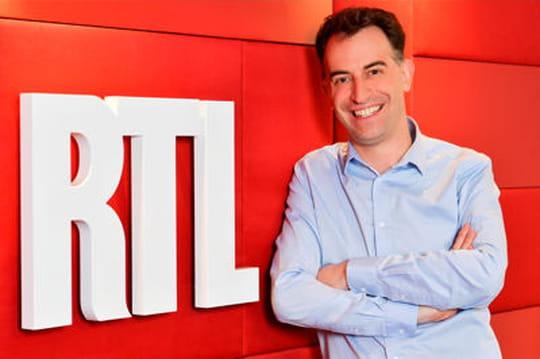 """Tristan Jurgensen """"RTL.fr vise le top 10des sites d'information"""""""