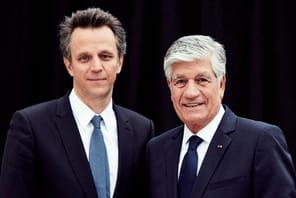 Arthur Sadoun succède à Maurice Lévy chez Publicis