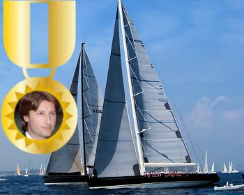 le codirecteur de jc decaux a racheté un bateau de compétition au président de