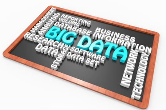 Le vocabulaire du Big Data