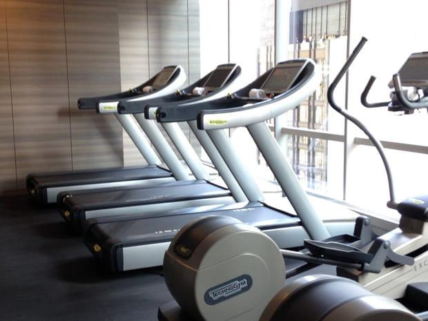 Séance fitness