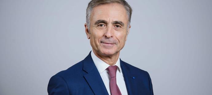 """Claude Imauven (Saint-Gobain):""""Notre site Homly You compte déjà plus de 3000clients artisans en France"""""""