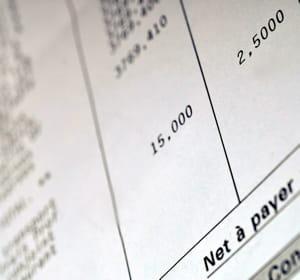 votre salaire net subit le contrecoup de la crise.