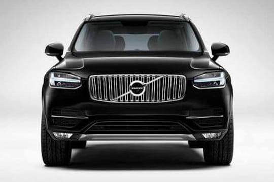 Volvo lance son nouveau XC90 réservable uniquement sur Internet