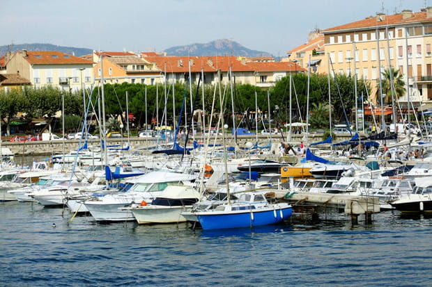 25e ex aequo : Saint-Raphaël (Var), 22,2 mètres carrés de pouvoir d'achat