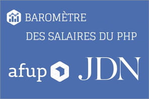 Baromètre des salaires PHP: l'enquête 2020est lancée