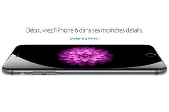 iPhone 6 : quel est son prix en France ?