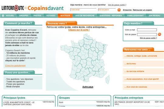 Copains d'Avant 2009