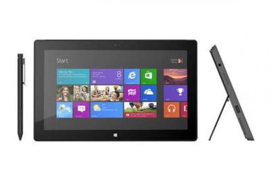 Microsoft annonce de nouvelles tablettes Surface Pro et RT