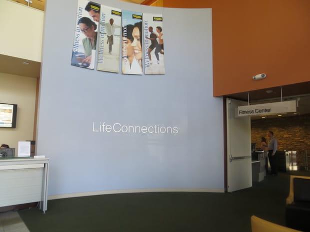 Life Connections, une salle de sport de 4000mètres carrés