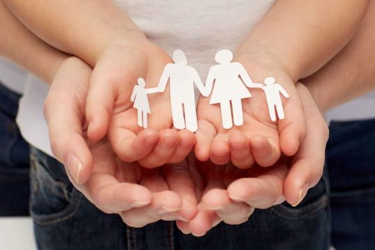 Allocations familiales 2017-2018: montant, calcul et simulation
