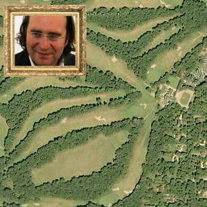 le golf des lys est à un jet de pierre de chantilly.