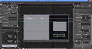 visual studio blend