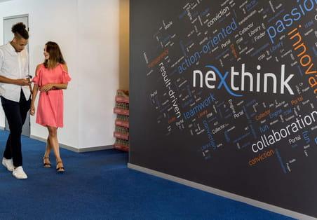 Nexthink lève 180millions de dollars pour booster la perf digitale du (télé)travail