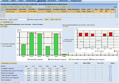 la solution sap cprojects/rpm