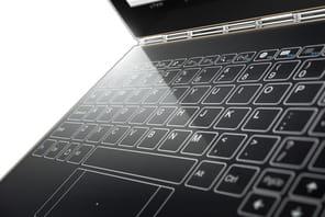 Lenovo présente un PC portable avec unécran tactile comme clavier