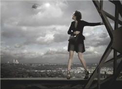 la vidéo 'the lady noire affair' fait partie d'une série de vidéos de plusieurs