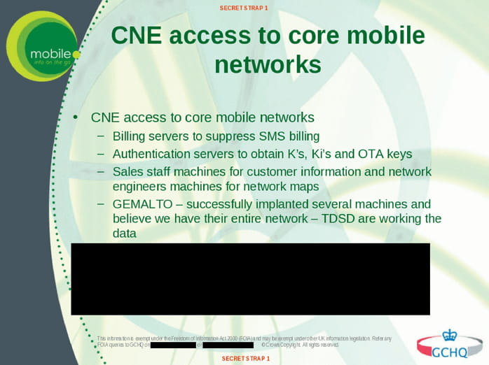 La nsa pourrait espionner des milliards de t l phones - Espionner portable sans y avoir acces ...