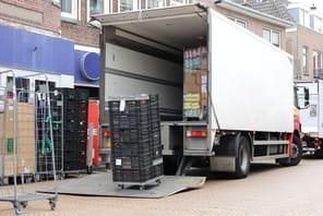 Débordée par les livraisons, Paris va les suivre à la trace