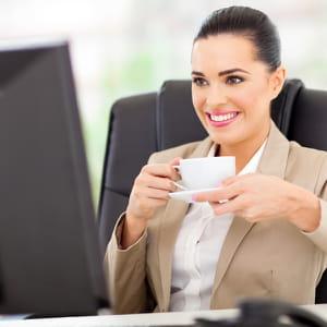 découvrez 20 sites parfaits pour faire un break au bureau.