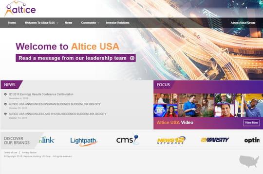Télécoms: Altice a-t-il encore une place aux Etats-Unis?