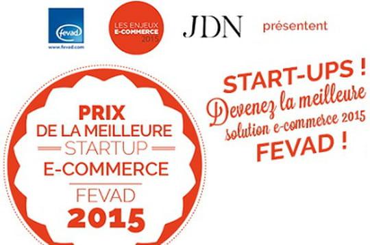 Enjeux E-commerce 2015 : le gagnant de la compétition start-up est...