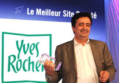 christophe coussen (directeur marketing direct et réseaux d'yves rocher)