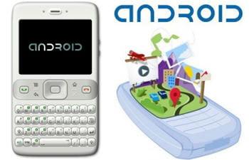 android est équipé d'un navigateur basé sur le moteur webkit, également intégré