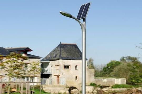 Lili, la nouvelle génération de lampadaire autonome