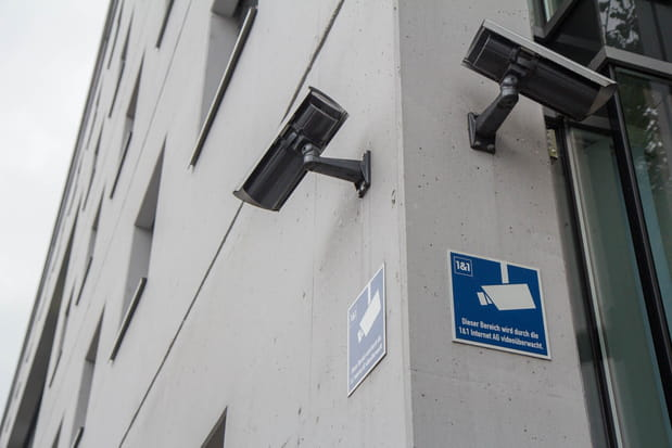 190 caméras de sécurité
