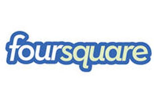 Foursquare va proposer les deals de LivingSocial, Gilt et AT&T