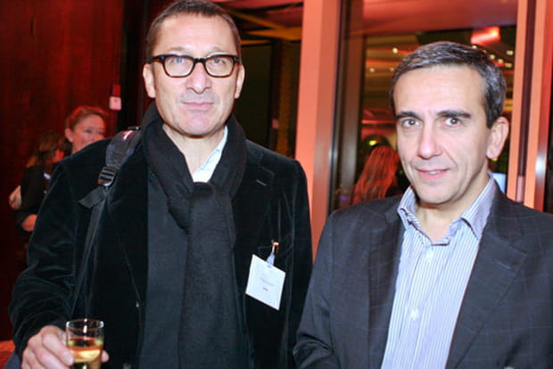 François Blum et Paul-Émile Cadilhac
