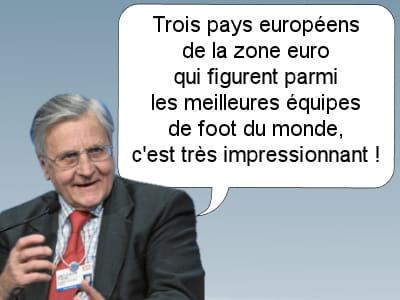 le directeur de la banque centrale européenne.