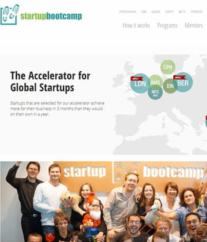 startupbootcamp prend une participation de 8% dans les start-up.