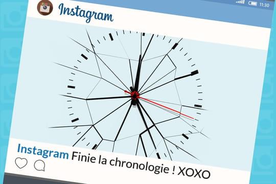 Instagram : le nouvel algorithme doit-il inquiéter les marques ?