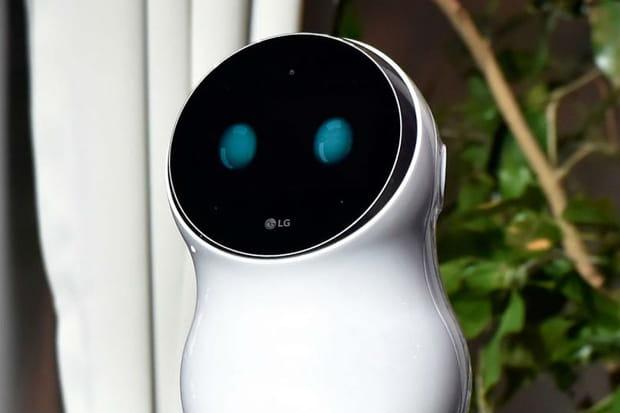 CLOi: le robot multitâches de LG