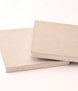 le plâtre placo impact activ'air filtre l'air intérieur en captant les cov.