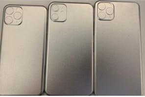 Nouvel iPhone: une photo leakée confirme la présence du triple capteur photo