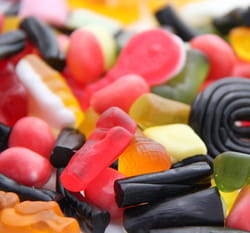 sucrés et mous, ces bonbons attirent les personnes stressées.