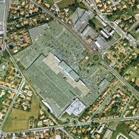 l'hypermarché de saint-médard en jalles est un des plus gros leclerc de france.