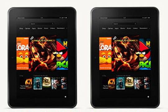 Le Kindle Fire HD d'Amazon arrive en France le 25 octobre