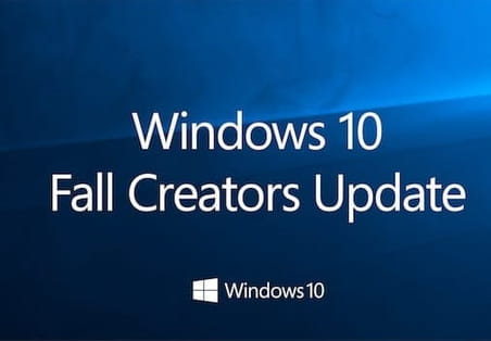 Windows 10 Fall Creators sera la prochaine mise à jour de Windows 10