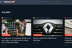 Avec l'agrégateur de news France Live, Ouest France veut fédérer les médias français
