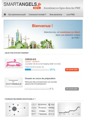 smartangels.fr cible les start-up souhaitant lever jusqu'à un million d'euros