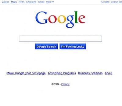 google, l'original
